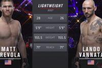 Видео боя Мэтт Фревола - Ландо Ванната UFC 230