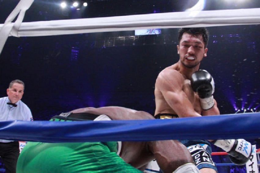 WBA отстранил на 6 месяцев двух судей поединка Риота - Н'Дам