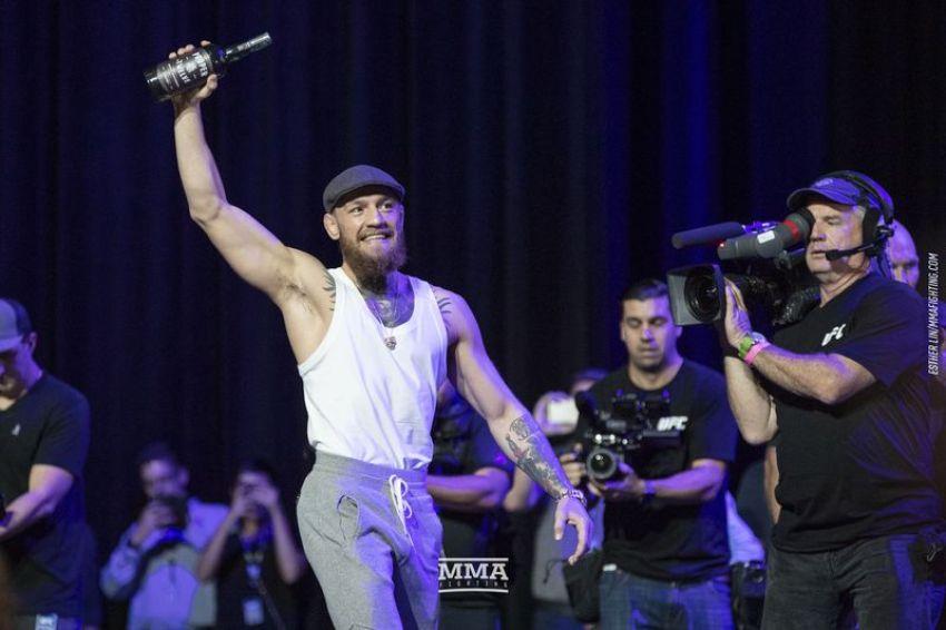 Конор МакГрегор готов возглавить турнир UFC 230 в Нью-Йорке