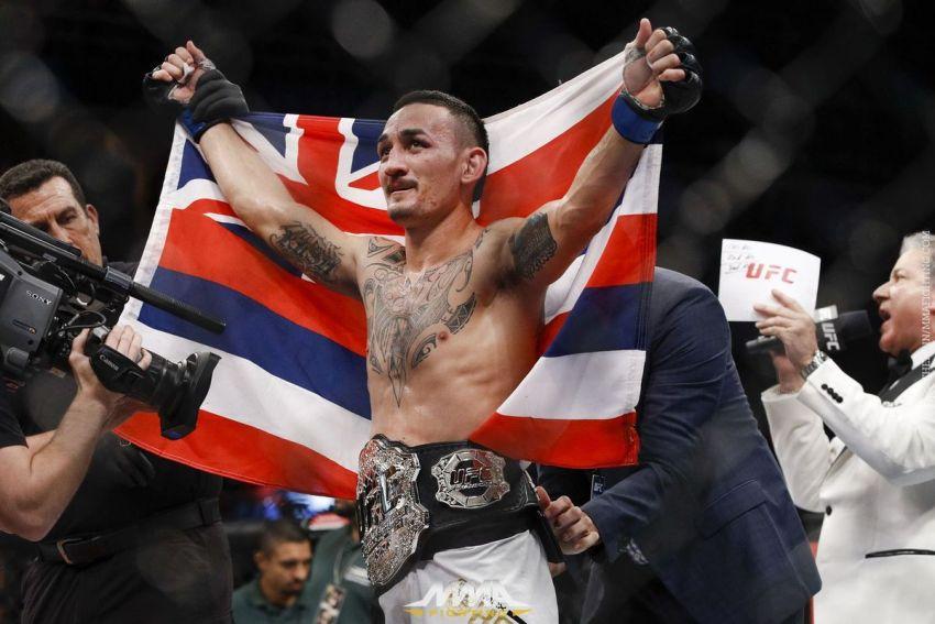 Макс Холлоуэй в третий раз защитил свой титул в бою против Фрэнки Эдгара на UFC 240