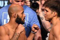 Деметриус Джонсон отреагировал на сенсационную победу Генри Сехудо на UFC 238