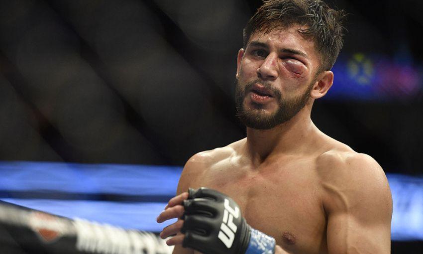 Яир Родригес согласился драться с Забитом Магомедшариповым на UFC 228