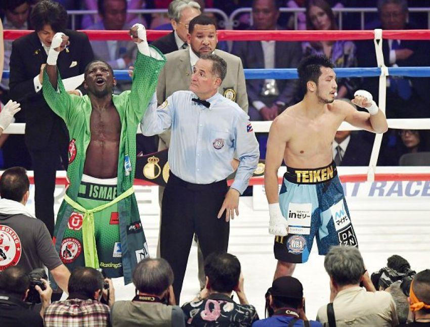 Президент WBA: Считаю, что Мурата победил Н'Жикама со счетом 117-110