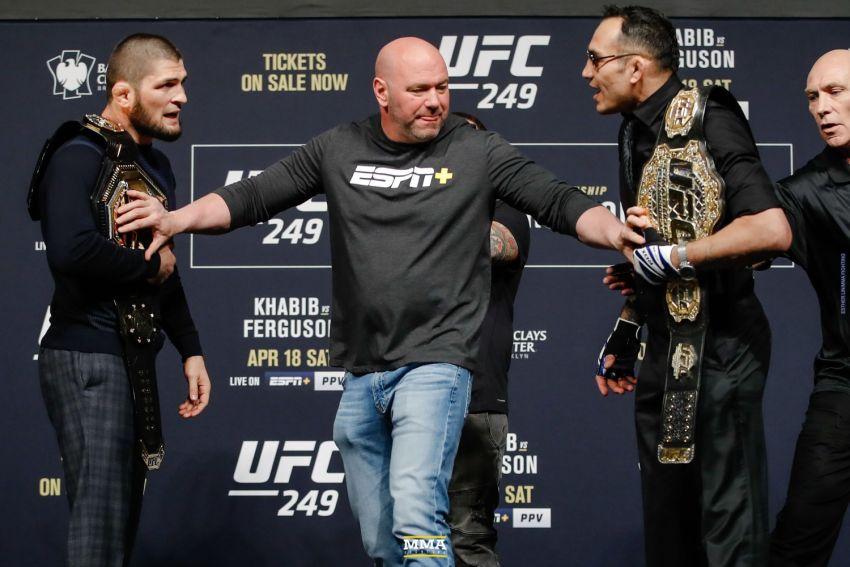 Александр Волкановски сомневается, что UFC сможет провести бой Нурмагомедов - Фергюсон