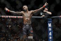 Исраэль Адесанья остановил Дерека Брансона на UFC 230
