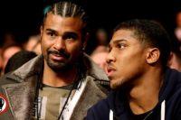 Хэй: Сейчас я бы повеселился и нокаутировал Джошуа за два-три раунда