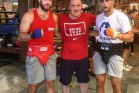 Надежда латвийского бокса – братья Савдоны отправились утверждать себя в США