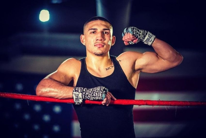 Теофимо Лопес включил Усика в список боксеров, достойных места в топ-3 pound-for-pound