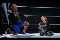 Ронда Роузи показала, как готовится к выступлению на WrestleMania 34