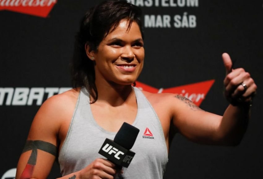 """Amanda Nunes: """"At the first exchange, I will end the fight with Anderson"""""""