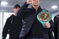 Представитель боксера Бриедиса: Организаторы Суперсерии оценили латвийских болельщиков.