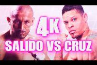 Яркие моменты боя Орландо Салидо - Орландо Круз в 4K