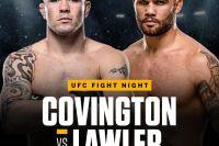 Прогноз на бой Колби Ковингтон - Робби Лоулер на UFC on ESPN 5