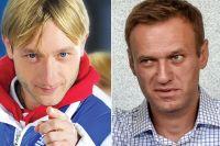 Александр Шлеменко готов тренировать Навального к бою с Евгением Плющенко