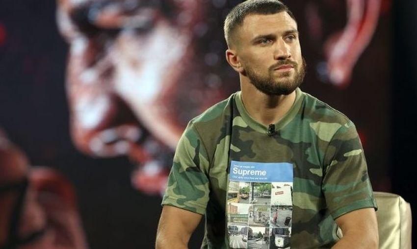 """Шакур Стивенсон: """"Перепуганный Ломаченко ни за что меня не побьет"""""""