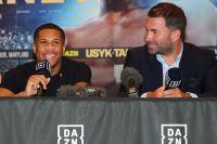 Эдди Хирн уверен, что Дэвин Хэйни станет суперзвездой бокса