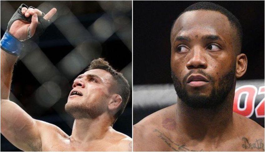 Прогнозы бойцов MMA на бой Рафаэль Дос Аньос - Леон Эдвардс на UFC on ESPN 4