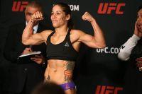 Лиз Кармуш удивлена и огорчена новостью об увольнении из UFC