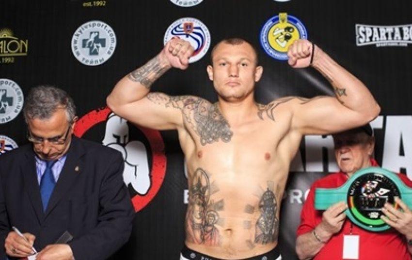 Украинский супертяжеловес Андрей Руденко сразится за титул чемпиона Европы