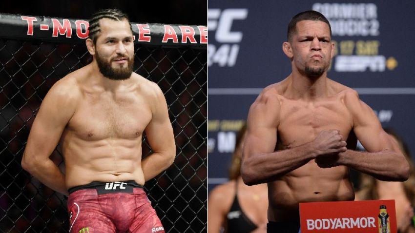 Прогнозы бойцов ММА на бой Хорхе Масвидаль - Нейт Диас на UFC 244
