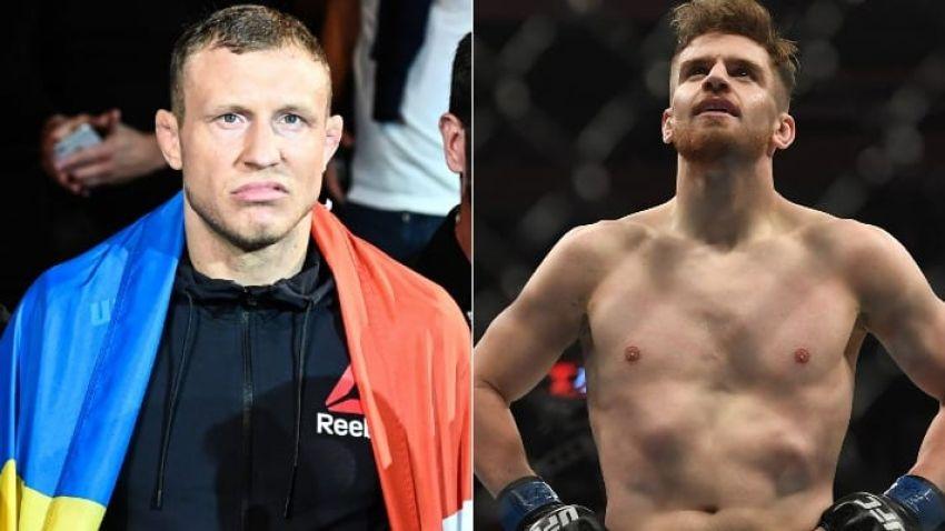 Бой Джека Херманссона и Эдмена Шахбазяна выбыл из карда UFC 262