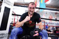 Сергей Ковалев вернулся к тренировкам