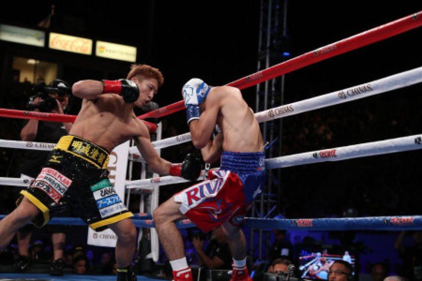 Наоя «Монстр» Иноуэ одержал досрочную победу над Антонио Ньевесом