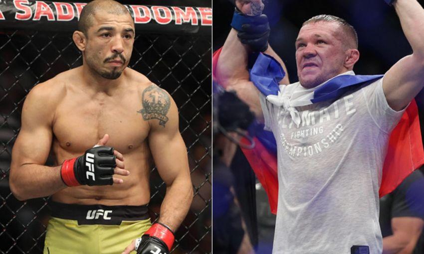 Петр Ян и Жозе Альдо оспорят вакантный титул легчайшего веса UFC