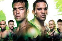 Битва взглядов участников турнира UFC Fight Night 125