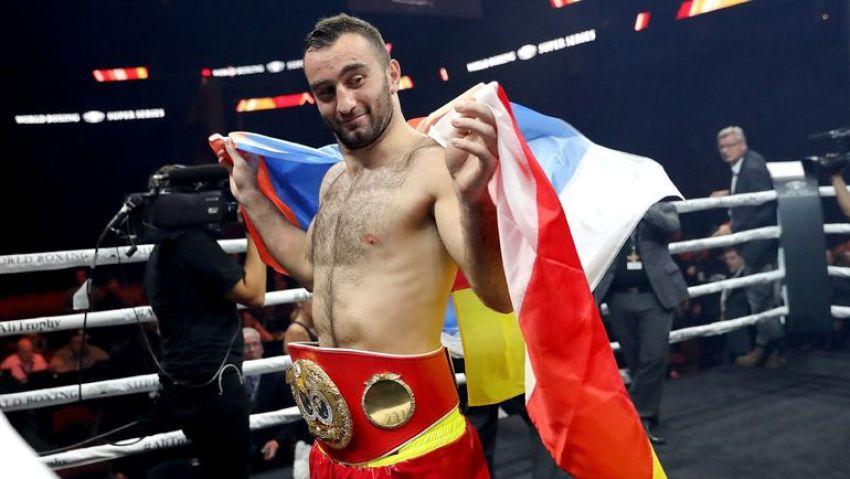 Новый соперник Мурата Гассиева считает его лучшим боксером планеты