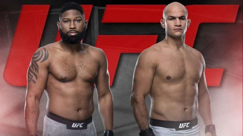 Где смотреть UFC Fight Night 166: Кертис Блэйдс – Джуниор Дос Сантос