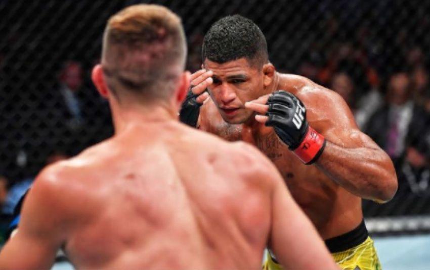 UFC 264 Results: Gilbert Burns vs Stephen Thompson (Highlights)