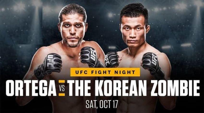 UFC Fight Night 180. Смотреть онлайн прямой эфир