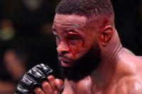 Слова Тайрона Вудли после поражения Бернсу на UFC on ESPN 9