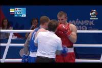 Тренер сборной России считает, что Хижняк проиграл Бакши