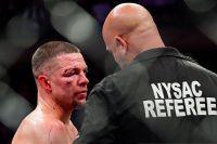 Врач, остановивший бой Масвидаль - Диас на UFC 244, объяснил свое противоречивое решение