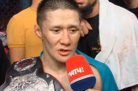 """Жалгас Жумагулов: """"Думаю, мне уже пора уходить в UFC"""""""