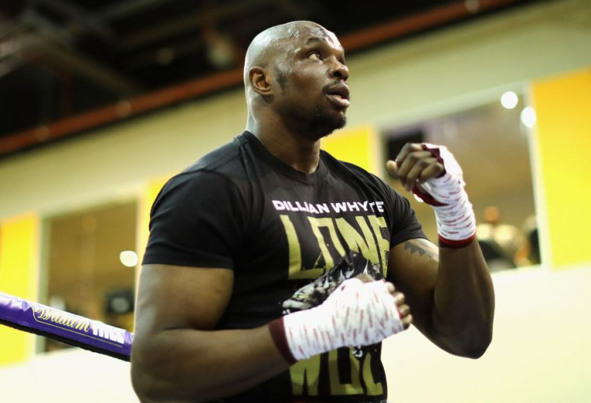 """Диллиан Уайт: """"Никто так долго в истории бокса не ждал титульного шанса как я"""""""