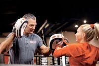 Встреча с Лу Саварезе, Хьюстонским чемпионом в тяжёлом весе