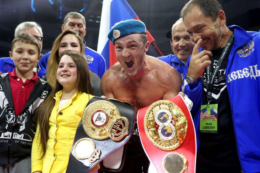 Рябинский: следующим соперником Лебедева может стать Гловацкий