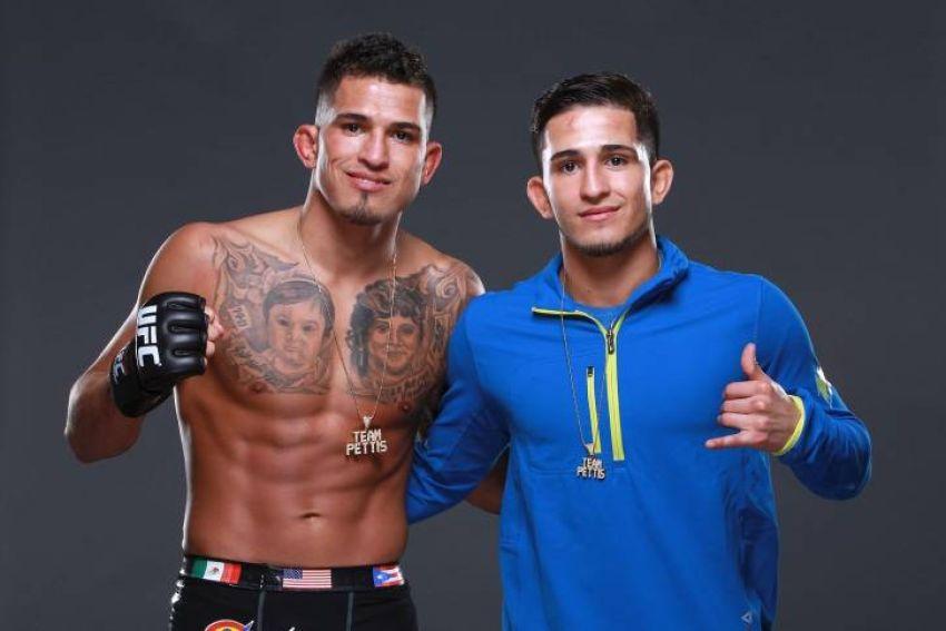 Энтони Петтис требует от UFC больше уважения к своему брату Серхио
