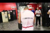 Гловацки завершает подготовку к бою с Каннингемом (ВИДЕО)