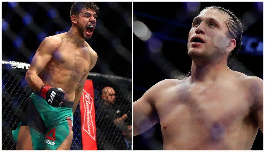 Яир Родригес и Брайан Ортега выступят на турнире UFC в Мехико