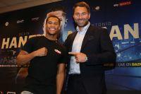 Эдди Хирн считает Дэвина Хэйни новой американской звездой бокса