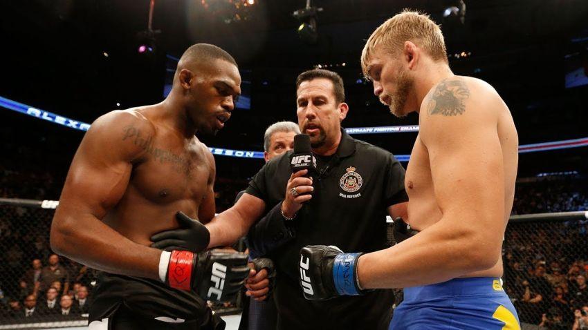 Видео боя Джон Джонс – Александр Густафссон UFC 165