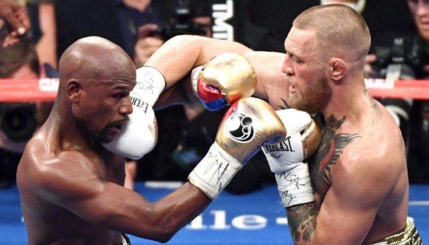 Оскар Де Ла Хойя высказался о возможном возвращении МакГрегора в ринг