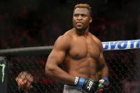 """Фрэнсис Нганну: """"Меня и всю мою команду протестируют на коронавирус перед UFC 249"""""""
