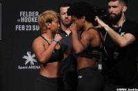 Видео боя Анджела Хилл - Лома Локбунми UFC Fight Night 168