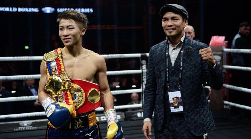 Наоя Иноуэ и Нонито Донэйр прокомментировали предстоящий бой