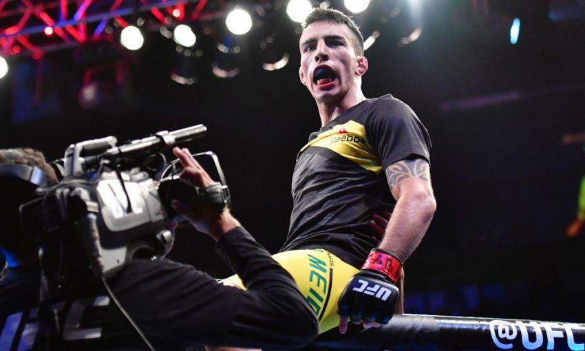 Томас Алмейда - Марлон Вера на UFC 235